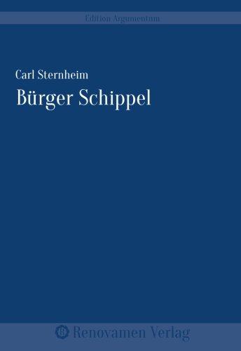 9783956210853: Bürger Schippel (German Edition)