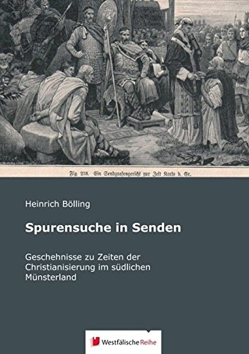 9783956273605: Spurensuche in Senden