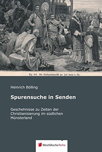 9783956273612: Spurensuche in Senden
