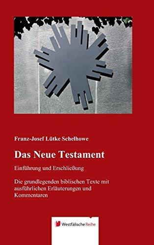 9783956275111: Das Neue Testament - Einführung und Erschließung