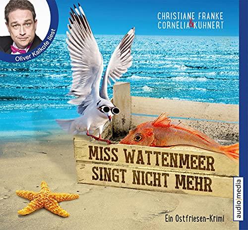 Franke, C: Miss Wattenmeer singt nicht mehr/4 CDs
