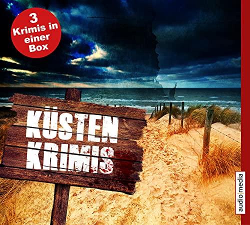 9783956391644: Küsten-Krimis