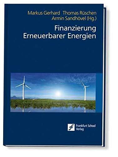 9783956470387: Finanzierung Erneuerbarer Energien