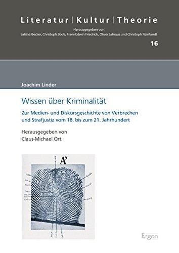 Wissen über Kriminalität: Joachim Linder