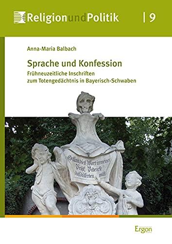 Sprache und Konfession: Anna-Maria Balbach