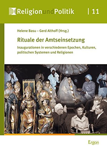 Rituale der Amtseinsetzung: Helene Basu