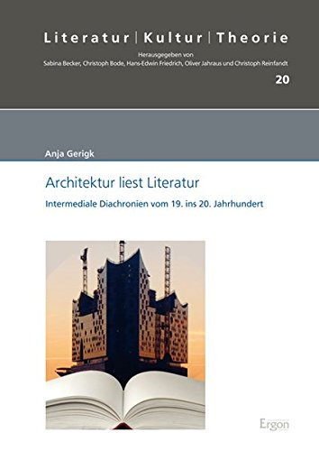 Architektur liest Literatur: Anja Gerigk