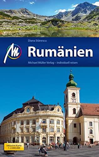 9783956540042: Rumänien: Reiseführer mit vielen praktischen Tipps