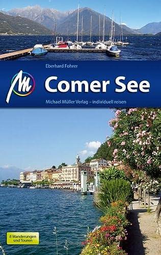 9783956540158: Comer See: 8 Wanderungen und Touren. Reiseführer mit vielen praktischen Tipps