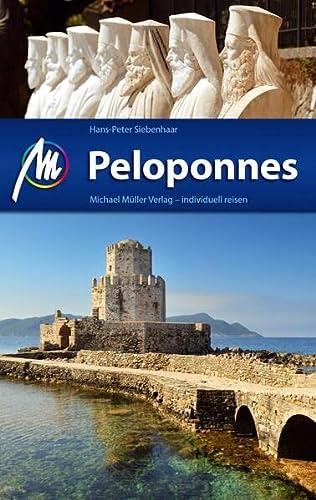 9783956540387: Peloponnes: Reiseführer mit vielen praktischen Tipps