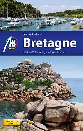 9783956541940: Bretagne: Reiseführer mit vielen praktischen Tipps