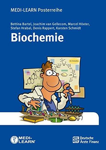 Biochemie MEDI-LEARN Posterreihe / Bettina Bartel, Joachim: Bettina (Verfasser)MEDI-LEARN Verlag