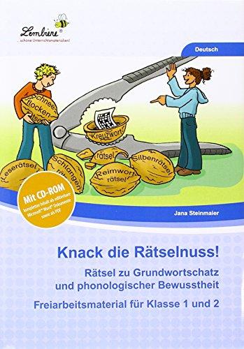 9783956648724: Knack de Rätselnuss (Set). Grundschule. Deutsch. Klasse 1-2