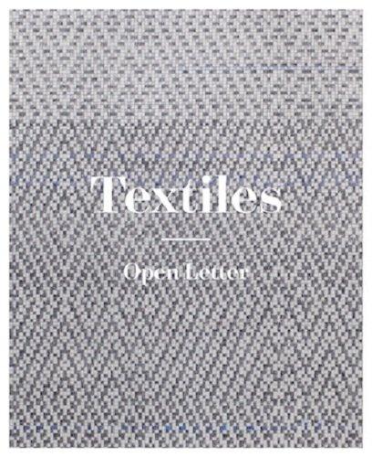 9783956791376: Textiles - Open Letter