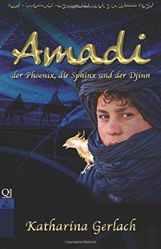 9783956810626: Amadi, der Phoenix, die Sphinx und der Djinn