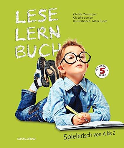 9783956830280: Leselernbuch: Spielerisch von A bis Z