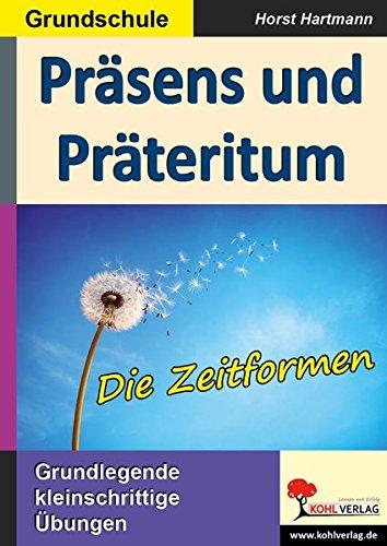 9783956867286: Präsens und Präteritum: Die Zeitformen