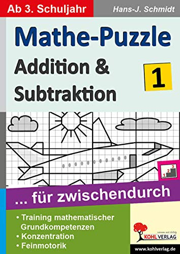 9783956867330: Mathe-Puzzle ... f�r zwischendurch / Band 1: Addition & Subtraktion