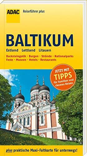 9783956890390: ADAC Reiseführer plus Baltikum: mit Maxi-Faltkarte zum Herausnehmen