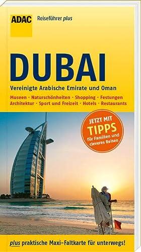 9783956890406: ADAC Reiseführer plus Dubai: mit Maxi-Faltkarte zum Herausnehmen