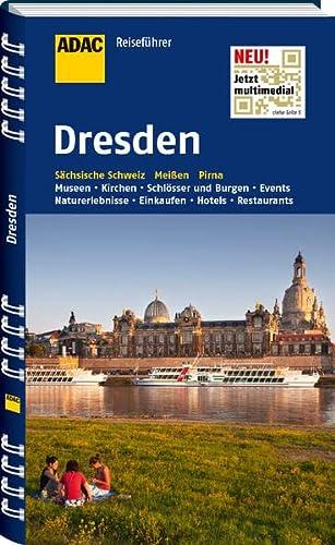 9783956891236: ADAC Reiseführer Dresden