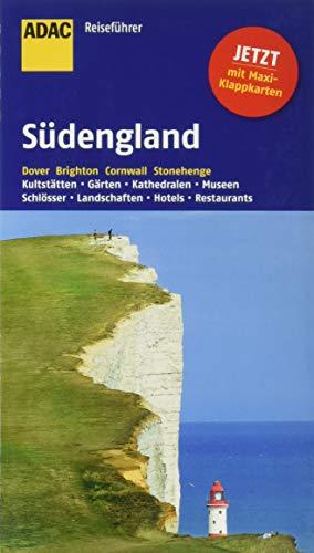 9783956891359: ADAC Reiseführer Südengland: Dover Brighton Cornwall Stonehenge