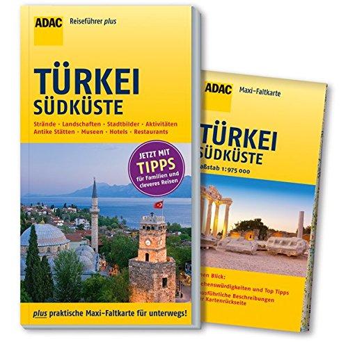 9783956891441: ADAC Reiseführer plus Türkei Südküste: mit Maxi-Faltkarte zum Herausnehmen