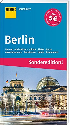 9783956891670: ADAC Reiseführer Berlin (Sonderedition)