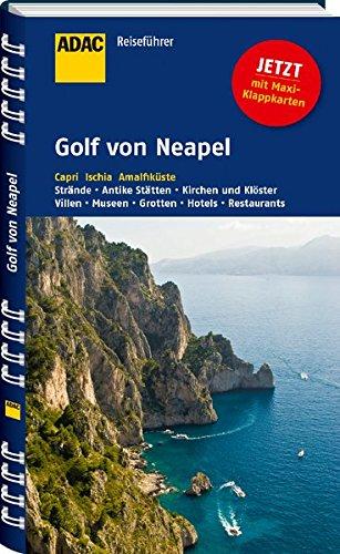 9783956891786: ADAC Reiseführer Golf von Neapel: Capri Ischia Amalfiküste