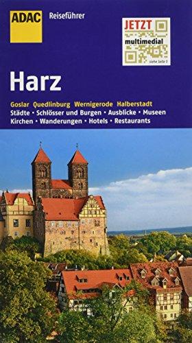 9783956892189: ADAC Reiseführer Harz: Goslar Quedlinburg Wernigerode Halberstadt