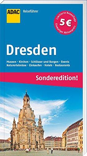 9783956892462: ADAC Reiseführer Dresden (Sonderedition)