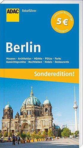 9783956893223: ADAC Reiseführer Berlin (Sonderedition)