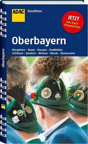 9783956899935: ADAC Reiseführer Oberbayern