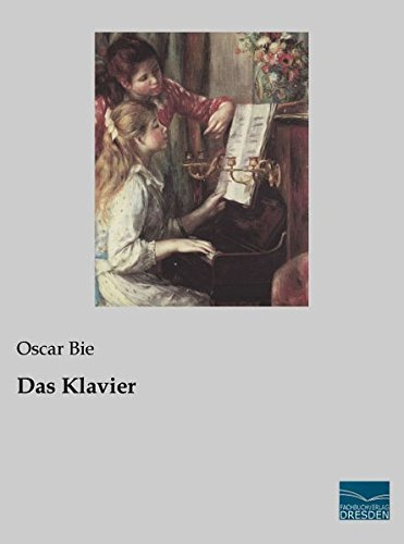 9783956922442: Das Klavier (German Edition)