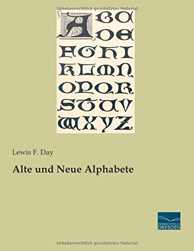9783956923777: Alte und Neue Alphabete