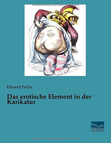 9783956926778: Das erotische Element in der Karikatur (German Edition)