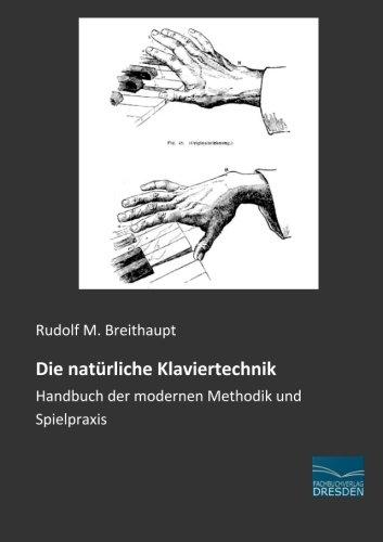 Die natürliche Klaviertechnik: Rudolf M. Breithaupt