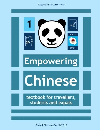9783956940156: Empowering Chinese: textbook for travellers, students and expats