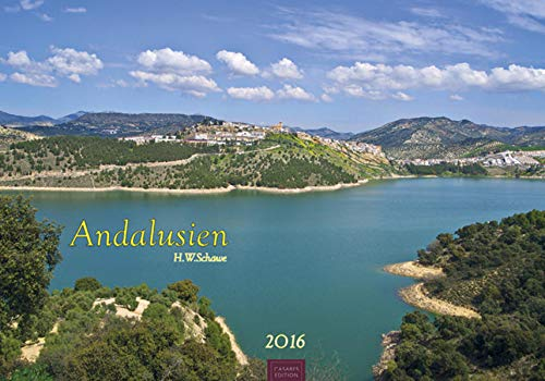 9783956961182: Andalusien 2016