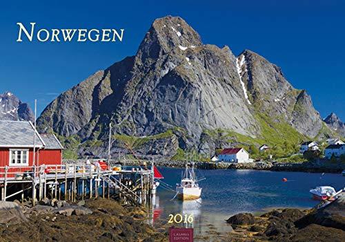 9783956961854: Norwegen 2016
