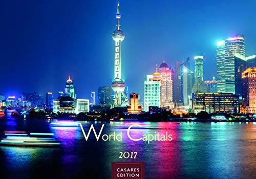 9783956962837: World Capitals 2017