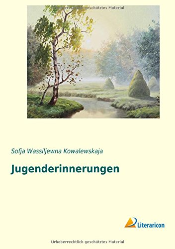 9783956975516: Jugenderinnerungen (German Edition)