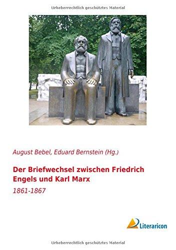 9783956975936: Der Briefwechsel zwischen Friedrich Engels und Karl Marx: 1861 - 1867 (German Edition)