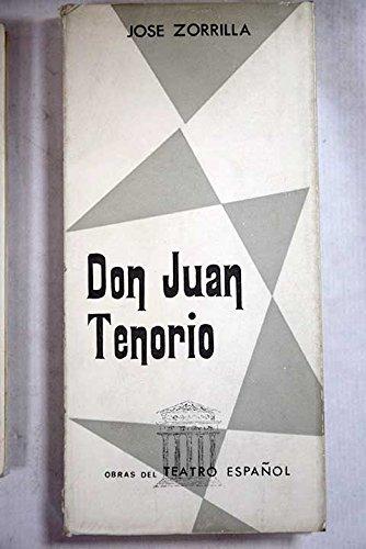 9783956979910: Don Juan Tenorio: Religiös-phantastisches Drama in zwei Abtheilungen