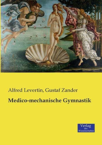 9783957003980: Medico-mechanische Gymnastik (German Edition)