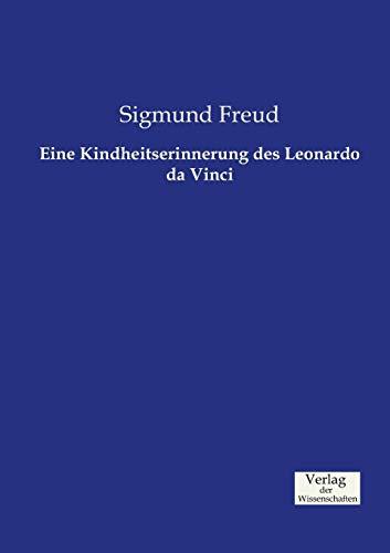 9783957004468: Eine Kindheitserinnerung des Leonardo da Vinci (German Edition)