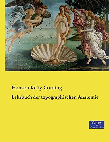 9783957005007: Lehrbuch der topographischen Anatomie
