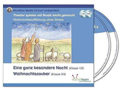 9783957091611: Weihnachtstheaterstücke, DVD + Audio-CD