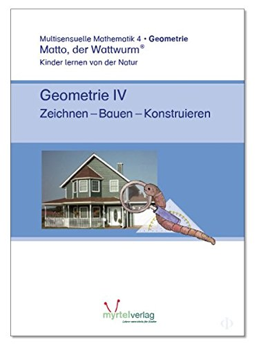 9783957092724: Matto, der Wattwurm Lernstufe 4 - Modul 3: Geometrie