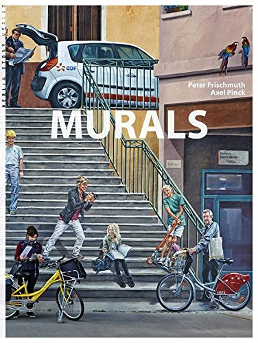 9783957230669: Murals